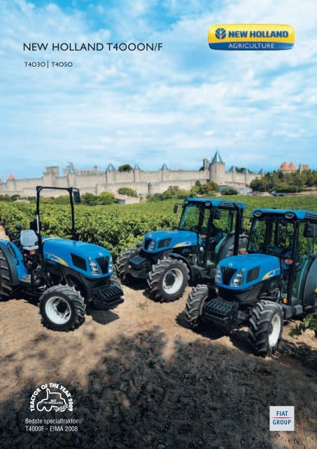 NEW HOLLAND T4OOON/F