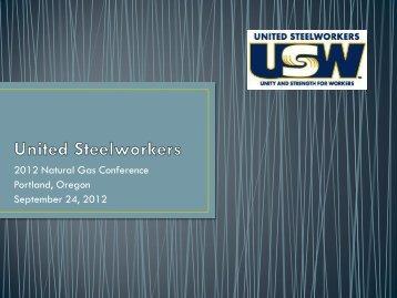 username@uswa-us.local - United Steelworkers
