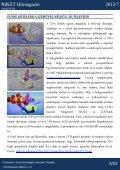 NJSZT Hírmagazin 2012. július - Neumann János Számítógép ... - Page 5