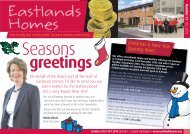 issue 12 - Eastlands Homes