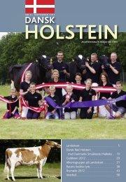 3-2012 - Dansk Holstein