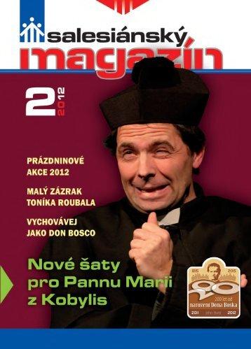 Salesiánského magazínu - Salesiáni Dona Boska