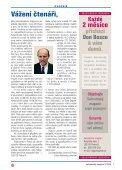 Salesiánského magazínu - Salesiáni Dona Boska - Page 3