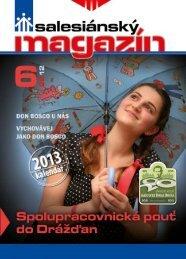 Salesiánského magazínu 6/2012 - Salesiáni Dona Boska
