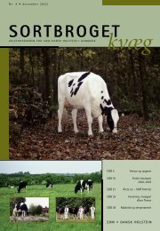 4-2003 - Dansk Holstein