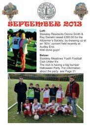 AUGUST 2013 - Stukeleys Magazine