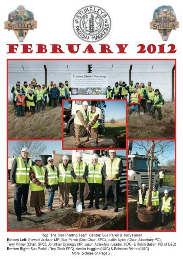 JANUARY 2012 - Stukeleys Magazine