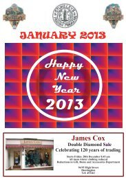 DECEMBER 2012 - Stukeleys Magazine