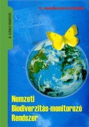Takács-Molnár - Élőhelytérképezés 2 kiadás - MTA ÖBKI