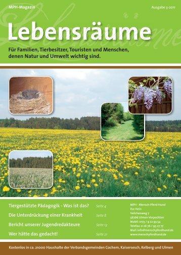MPH Magazin 3/2011 als PDF - MPH - Mensch Pferd Hund