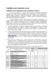 A tanári előkészítő modul (BA/BSc) - edu.u-szeged.hu