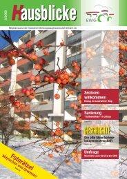 Sanierung - EWG Dresden
