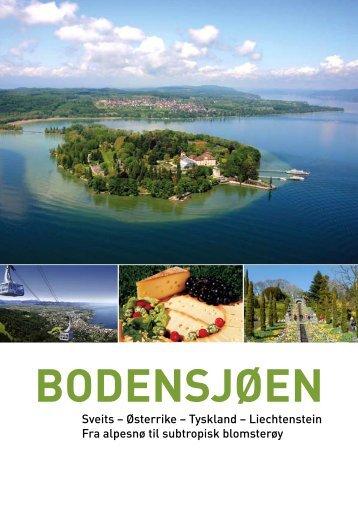 Liechtenstein Fra alpesnø til subtropisk blomsterøy - Norsk Tur