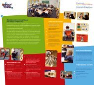 Schulflyer - Hundertwasser-Schule Gütersloh