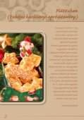 Sváb süteményes könyv - Page 2
