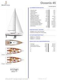 Oceanis 45 - Graf Yachting