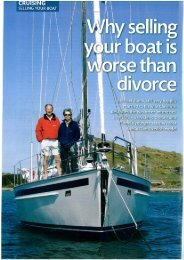 Yachting Monthly - Malö Yachts