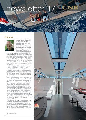 2816 ko May 2011 - CNB Yachts
