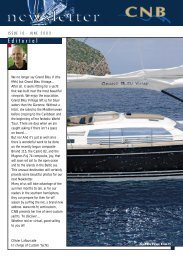 420 ko June 2003 - CNB Yachts