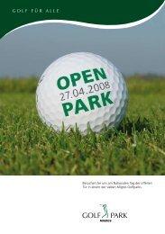 GOLF FÜR ALLE - Golfpark