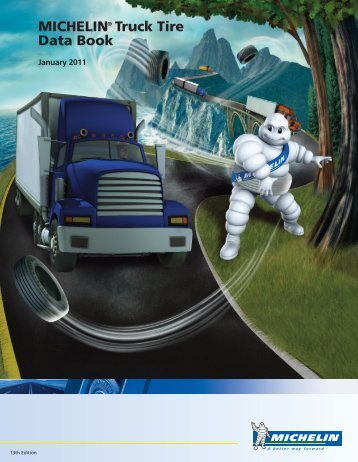 MICHELIN Truck Tire Data Book - Agricultural and Aircraft Tires