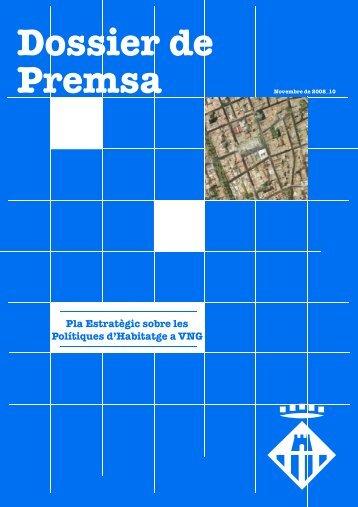 dossier habitatge - Ajuntament de Vilanova i la Geltrú