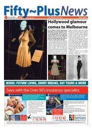 May 2013 - Fifty-Plus News