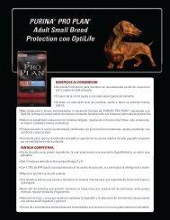 ADULT SMALL BREED - VeterinariosenWeb