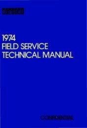 mamalla I FIELD SERVICE TECHNICAL MANUAL - FTP