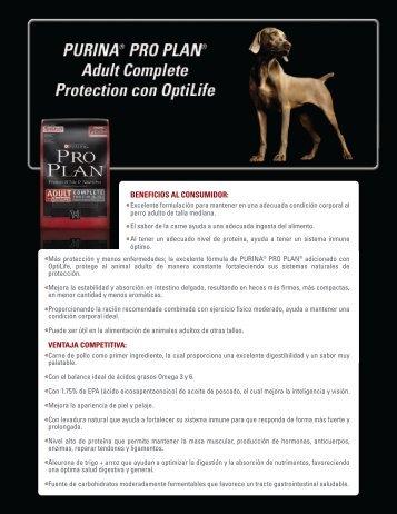 ADULT COMPLETE - VeterinariosenWeb