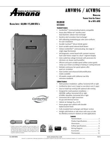 goodman furnace installation manual gmvc95