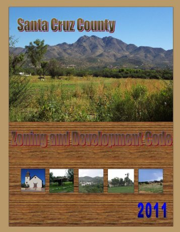 Zoning and Development Code - Santa Cruz County