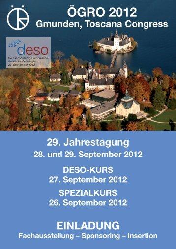 ÖGRO 2012 - ABCSG