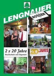 LN_3_08_internet:Nr 2/07 streifen - Einwohnergemeinde Lengnau BE