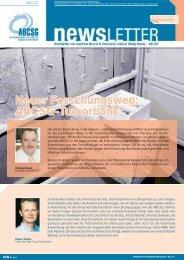 Download Newsletter - ABCSG