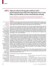 Lancet Oncol 2008 - ABCSG