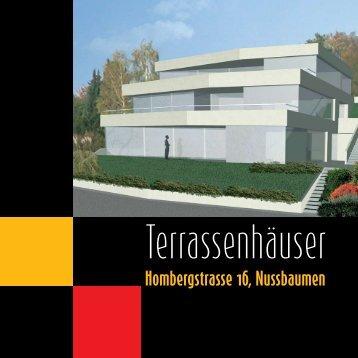 Verkaufsdokumentation Homberg 16, Nussbaumen - Immotip AG
