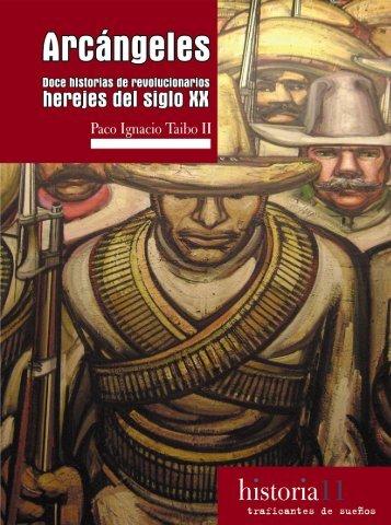 Leer-Arcángeles-doce-historias-de-revolucionarios-herejes-del-siglo-XX