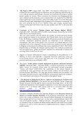 CURRICULUM VITAE I. General Information II. Educational career - Page 5