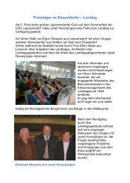 Öffnet neues Fenster - CDU-Lippramsdorf