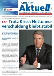 CDU_NRW_AKTUELL_274_63_09:Layout 1 - CDU-Lippramsdorf