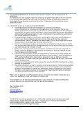 Zienswijze NPVW ten aanzien van een nettenvrije zone - Page 2