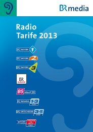 Radio Tarife 2013