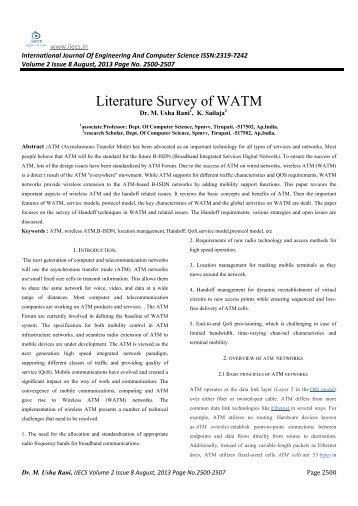 face recognition literature survey pdf