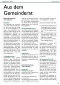 1. Folge, Dezember 2012 - Marktgemeinde Bockfließ - Seite 3