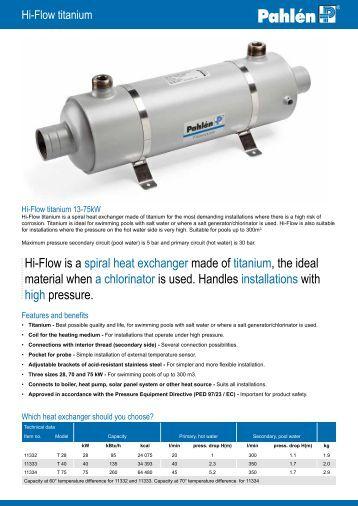 apv plate heat exchanger instruction manual