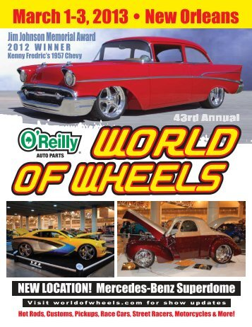 March 1-3. 2013 - Ngw Means - AutoRama