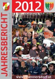 Jahresbericht 2012 (2.1MB) PDF - FF Hennersdorf