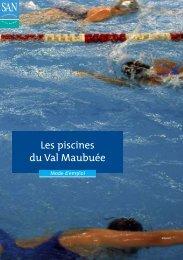 Les piscines du Val Maubuee - Agglomération de Marne-la-Vallée ...