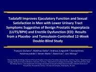 Tadalafil 5 mg - World Meeting on Sexual Medicine 2012